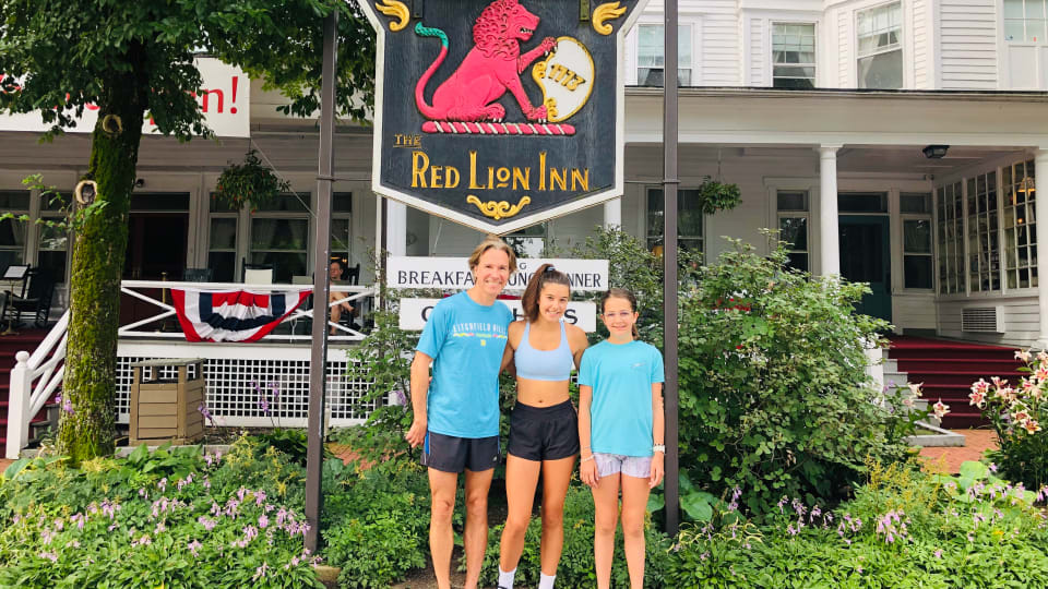A Travel Treat to the Red Lion Inn
