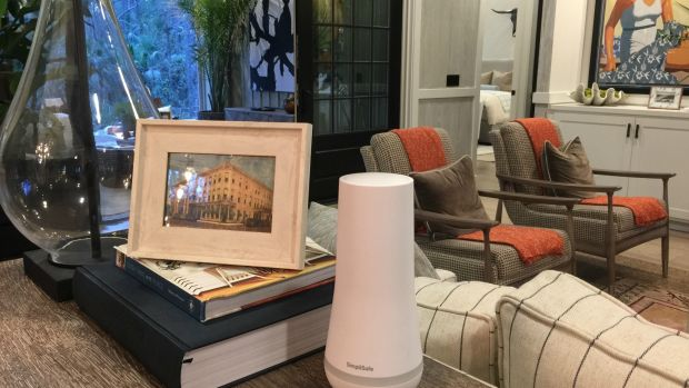 simplisafe in home