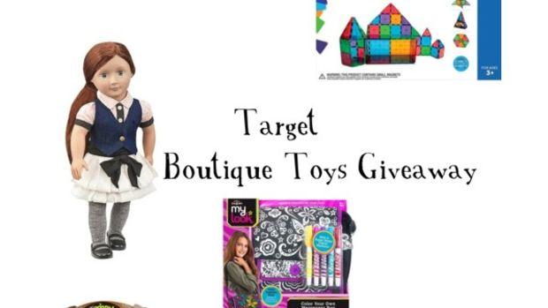 target boutique toys