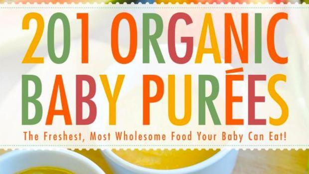 201 organic baby purees
