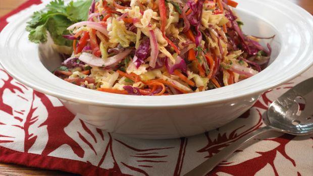 4th of July Cole Slaw Salad