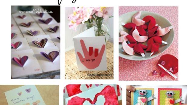 Crafty Valentines