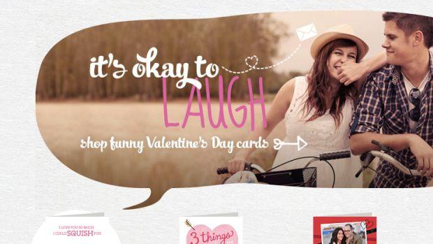 Valentine with Cardstore