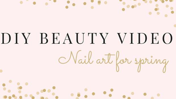 Nail art tuorial