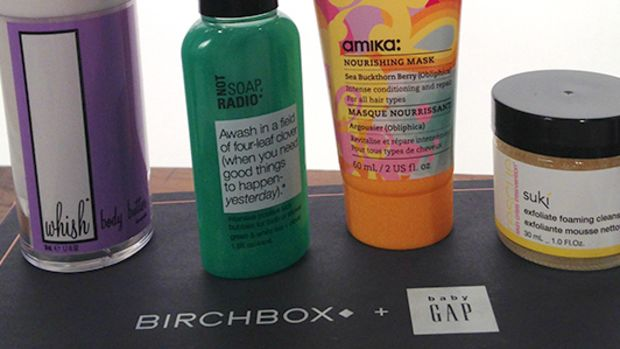 BIRCHBOX FEATURED