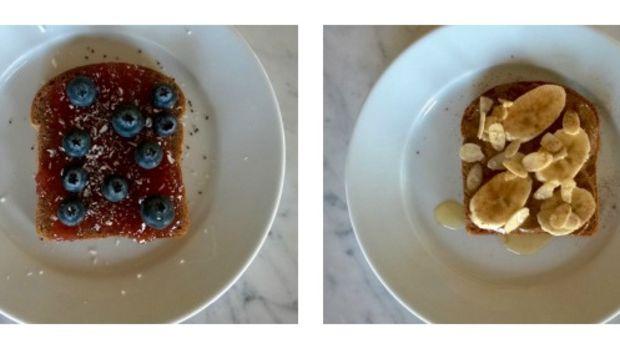 trendy toast breakfast ideas