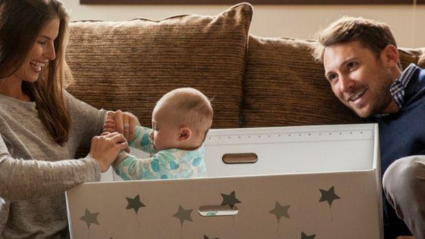 Finnbin Baby in a Box Gift