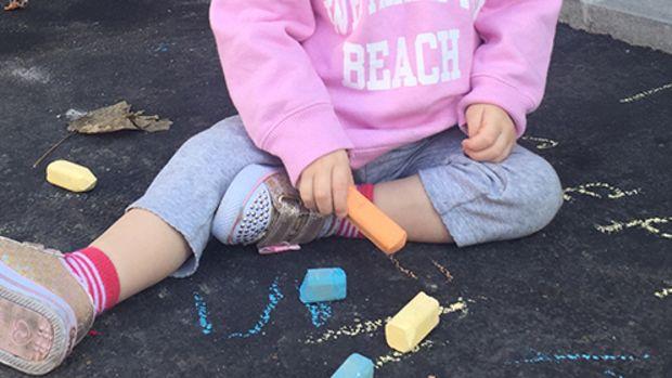 chalk list image
