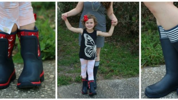 mommy and me wellies