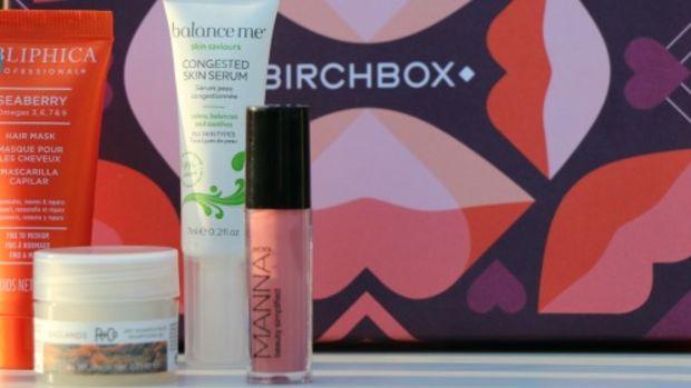birchbox unboxing