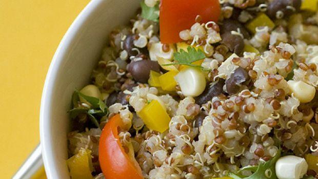 Fiesta Quinoa Salad Recipe