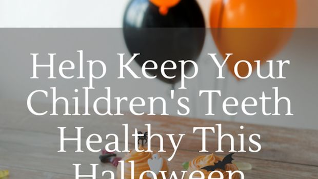 Help Keep Your Children's Teeth Healthy This Halloween