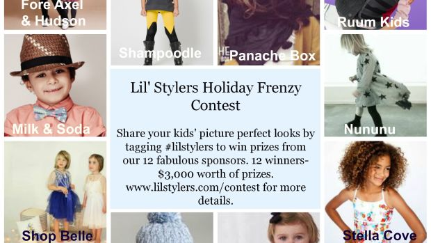 Lil' Stylers Contest