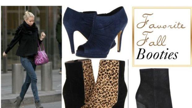 favorite fall booties, gwyneth paltrow booties