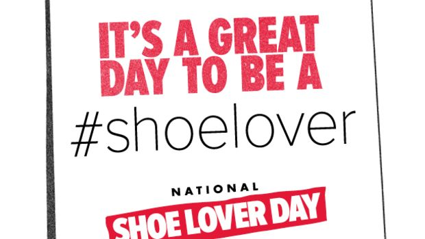 National Shoe Lover Day
