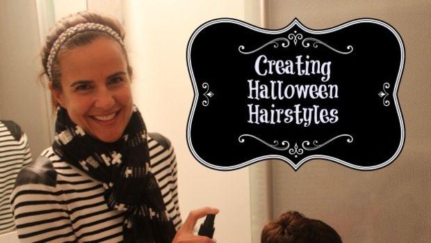 halloween hair styles, halloween hair for girls, pantene, pantene hair for girls