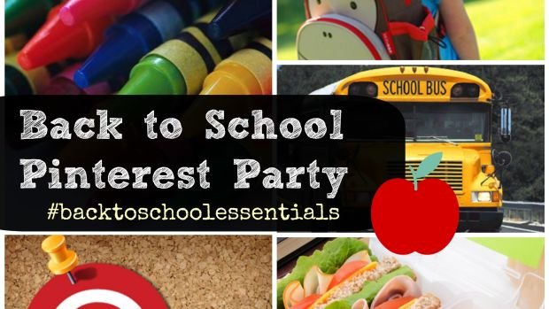 pinning parties, back to school soecila media, pin parties, back to school essentials