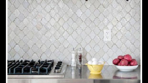#DeltaFaucetInspired, delta faucet, kitchen redesign, kiotchen remodel, modern moroccan