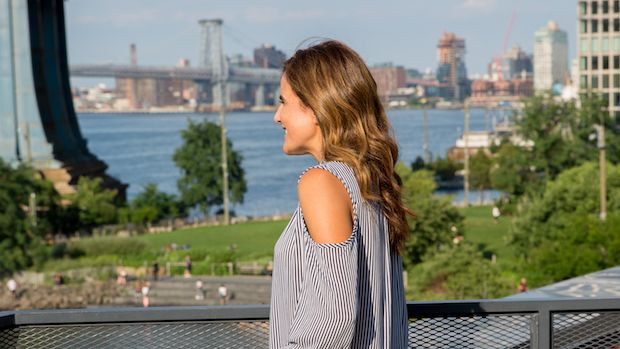How to Style the Cold Shoulder Trend