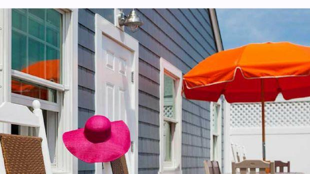 Cape Cod Treasure Sea Crest Hotel