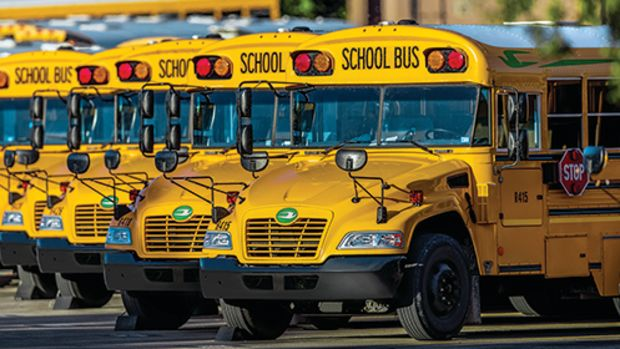 buses fleet