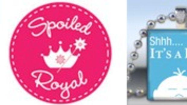 spoiled royal girls logo