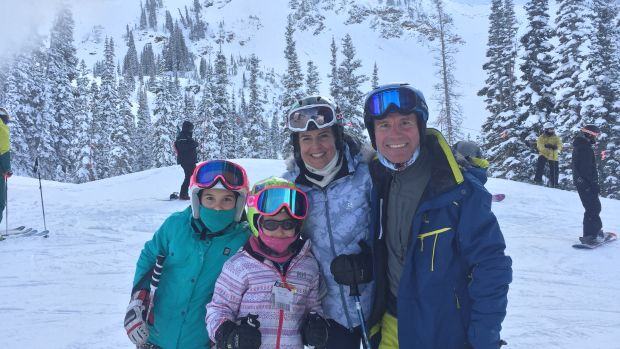 Ten Reasons Moms Should Ski
