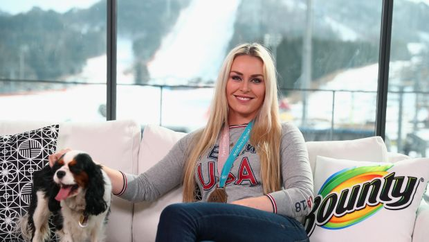 Catching up with Lindsey Vonn