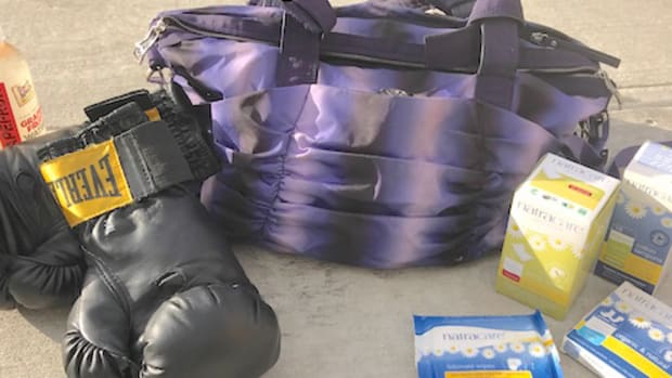feature how to pack organic gym bag healthy