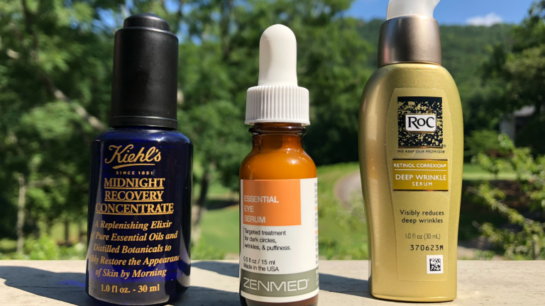 Three Anti-Aging Serums You Need Now