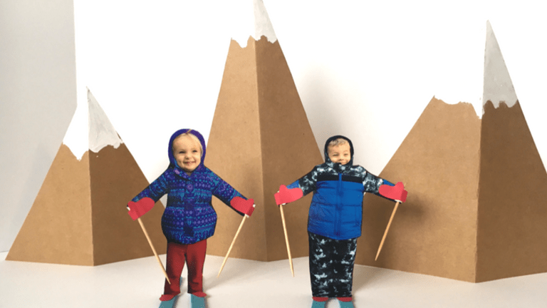 Ski Craft for Kids