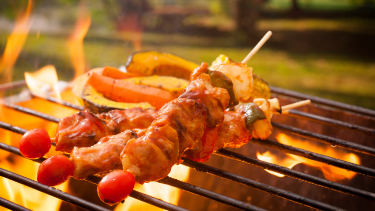 A Sizzling Summer: Smart BBQ and Fire-Pit Safety Tips