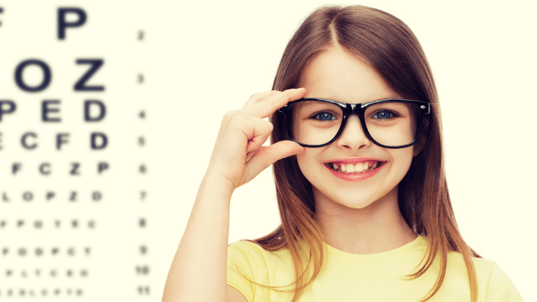 Eye-Heath Tips for Growing Kids
