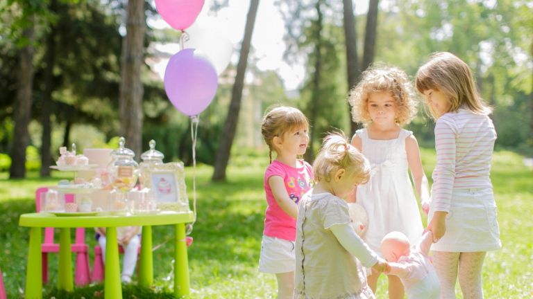 How to Plan a Kids' Birthday Party on a Budget
