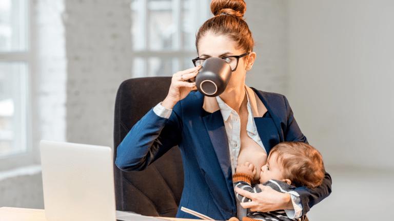 Tips for Nursing Moms Going Back to Work