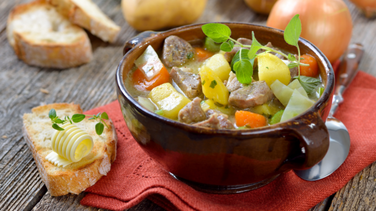 Brews and Stews fall recipes