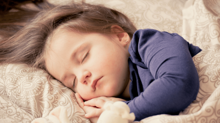 Tips for Getting Kids to Sleep
