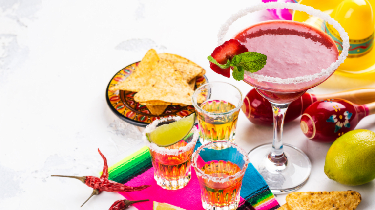 Tres Cocktails for Cinco de Mayo