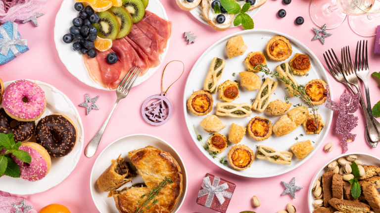 8 Diet Tips for the Holiday Party Season