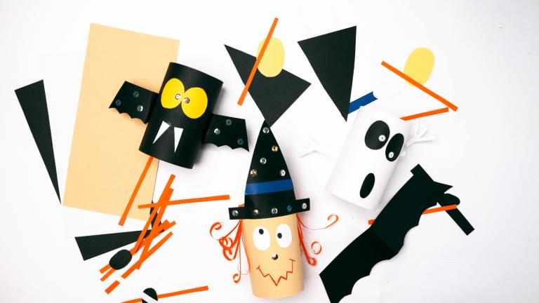 Three Impressive, Yet Easy Halloween Ideas