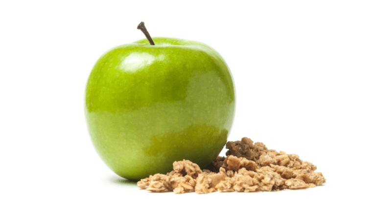 Easy Apple Granola Bites Recipe