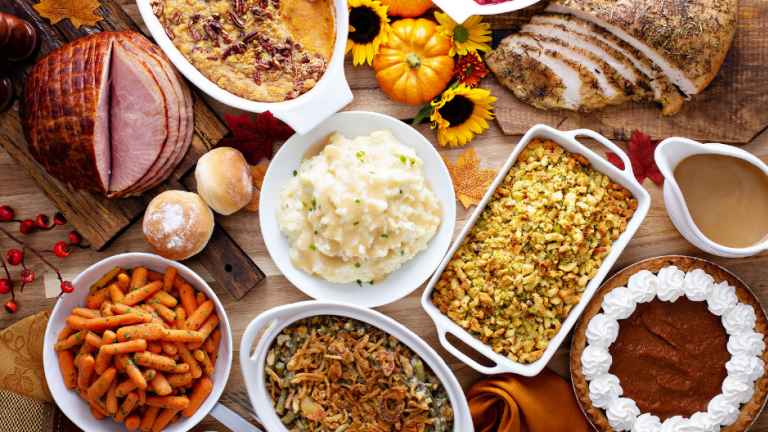 7 Tips to Burn Calories to Make Room for that Thanksgiving Meal
