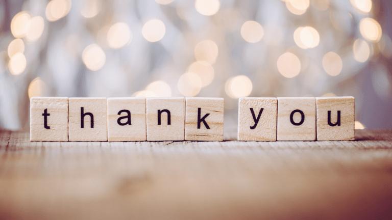 Teach Your Kids an Attitude of Gratitude
