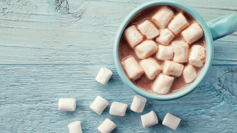 Holiday Hot Cocoa Variations