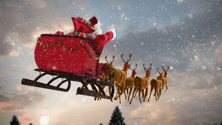 Where's Santa? OnStar Follows His Trip from the North Pole