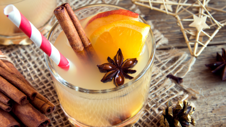 Classic Hot Toddy Cocktail Recipe