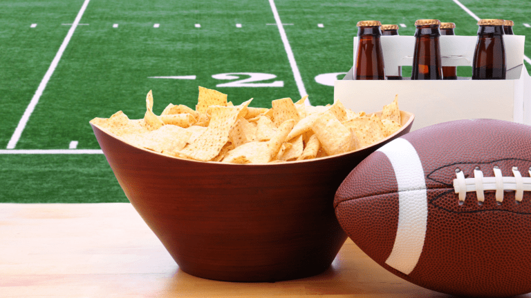 Game Day Food: Onion Dip
