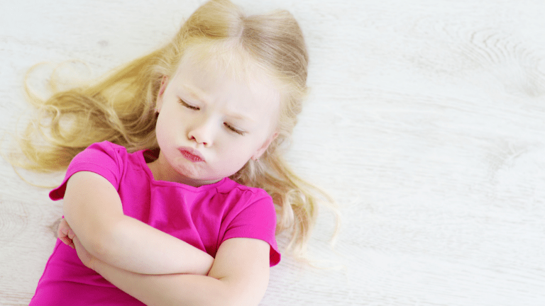 5 Steps to Calm Kids and Overcome Tantrums for Good