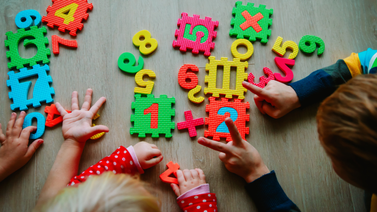 7 Tips to Instill a Love of Math in Your Child