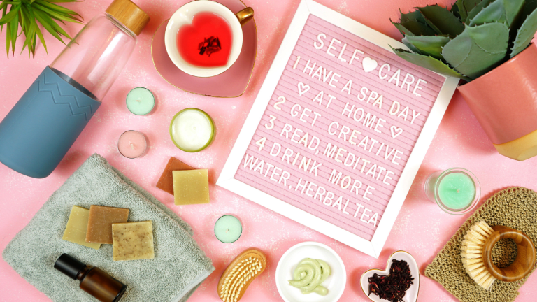 Recharge: A Year of Self-Care to Focus on You by Julie Montagu